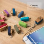 【送料無料】Chiemoku 黒板消しストラップ ひがつら 北海道 チエモク 札幌スタイル認証製品 日本製 携帯ストラップ キーホルダー