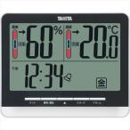 雑貨 ギフト 送料無料 タニタ デジタル温湿度計 (ブラック)(TT538BK) / インテリア 温度計 湿度計 温湿度計 スケール 贈り物 快気法事 法要 景品 粗品