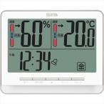 雑貨 ギフト 送料無料 タニタ デジタル温湿度計(ホワイト)(TT538WH) / インテリア 温度計 湿度計 温湿度計 スケール 贈り物 快気法事 法要 景品 粗品