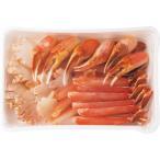 お歳暮 ギフト 魚介 送料無料 生ずわいがに半むき身(1kg) / 御歳暮 お歳暮ギフト 海の幸 海産物 蟹 カニ かに ズワイガニ 海鮮 セット 詰め合わせ 御祝い