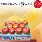 2021年ご予約承り中 12月出荷開始 ギフト フルーツ りんご 送料無料 青森県産 蜜入りんご 福ちゃん 2.8kg / 果物 青果 プレゼント ギフト