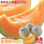 2021年ご予約承り中 7月出荷開始 北海道 富良野メロン(共撰 秀品 約1.6kg×3玉) / ギフト 贈り物 内祝い 暑中見舞い 北海道産 フルーツ お取り寄せ