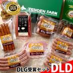 ハム 北海道 トンデンファーム 2014年度DLG受賞セット(TF-DLD) ハムギフト 詰め合わせ 内祝い 御祝い
