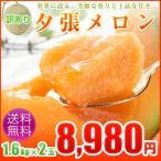 訳ありメロン / 夕張メロン約1.6kg×2玉人気...