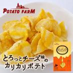 POTATO FARM とろっとチーズ味のカリカリポテト 3袋入