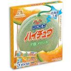 森永 旅するハイチュウ 北海道限定 夕張メロン味 12粒×5個 お菓子 スイーツ お取り寄せ