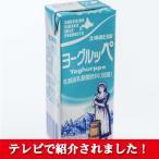 TVで紹介されました 北海道日高乳業 ヨーグルッペ 200ml