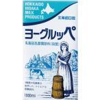 北海道日高乳業 ヨーグルッペ 1000ml×6本