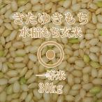 令和2年産 きたゆきもち 玄米 30kg 一等米 北海道米 糯米 もち米