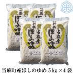 新米 ほしのゆめ 20kg 送料無料 白米 (5kg×4袋) 籾貯蔵 【29年産】【北海道米】【送料無料】【真空パック対応】