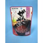 北海道十勝産小豆使用 ぜんざい パウチ160g×6袋 SUNYO(サンヨー堂)