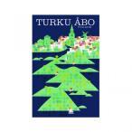 Come to Finland ポストカード<Turku Abo Finland>/絵葉書/ハガキ/北欧/おしゃれ/フィンランド