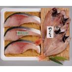 ギフト 味の十字屋 のどぐろ一夜干 ぶり味噌漬詰合せ (FNB-60) 石川 金沢名産品 海産物 のど黒 送料別 冷凍