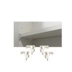 タカラスタンダード水回り部品 キッチン キャビネット部品 棚板・棚受 棚板・棚受(ホワイト色):棚板(11035485)