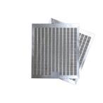 クリナップ水回り部品 システムキッチン 便利アイテム レンジフードフィルター:エコシアフィルタ(間口60・75cm用/6枚入り)(CESF-341-6)
