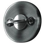 補助錠サムターン(HH-J-0022) サムターン つまみ 内部錠 ドアつまみ錠 室内側 鍵 錠 補助錠 2重ロック