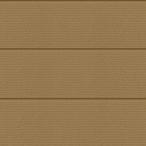 YKKAPアルミ外壁材アルカベール スタンダードシリーズ ノベルライン 外壁材本体:フォールブラウン(8枚入り) 外装材 サイディング サイジング アルミ