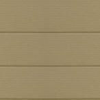 YKKAPアルミ外壁材アルカベール スタンダードシリーズ ノベルライン 外壁材本体:クレイベージュ(8枚入り) 外装材 サイディング サイジング アルミサ