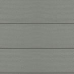 YKKAPアルミ外壁材アルカベール スタンダードシリーズ ノベルライン 外壁材本体:フロスティグレイ(8枚入り) 外装材 サイディング サイジング アルミ