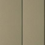 YKKAPアルミ外壁材アルカベール スタンダードシリーズ タテ張りスタッコ 外壁材本体:クレイベージュ 10.5尺(8枚入り) 外装材 サイディング サイジング