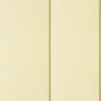 YKKAPアルミ外壁材アルカベール スタンダードシリーズ タテ張りスタッコ 外壁材本体:シェルホワイト 12.0尺(8枚入り) 外装材 サイディング サイジング
