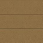 YKKAPアルミ外壁材アルカベール スタンダードシリーズ ヨコ張りスタッコ 外壁材本体:フォールブラウン(8枚入り) 外装材 サイディング サイジング ア