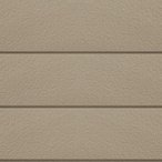 YKKAPアルミ外壁材アルカベール スタンダードシリーズ ヨコ張りスタッコ 外壁材本体:クレイベージュ(8枚入り) 外装材 サイディング サイジング アル