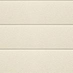 YKKAPアルミ外壁材アルカベール スタンダードシリーズ ヨコ張りスタッコ 外壁材本体:シェルホワイト(8枚入り) 外装材 サイディング サイジング アル