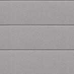 YKKAPアルミ外壁材アルカベール スタンダードシリーズ ヨコ張りスタッコ 外壁材本体:フロスティグレイ(8枚入り) 外装材 サイディング サイジング ア