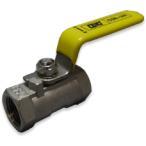 (在庫品)ボールバルブ SCS13A CSE-10A Rc3/8 ねじ込み 禁油バルブ ステンレス