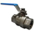 (在庫品)ボールバルブ SCS14A(フルボア) CSF-20A Rc3/4 ねじ込み 禁油バルブ ステンレス