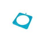 ナカトミ  スポットエアコン SAC-2500C・SAC6500用 オプション ダクト取付プレート DP-120