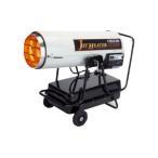 ジェットヒーター 業務用暖房器 HPE370 可搬式 温風機 オリオン