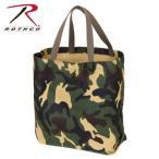 ROTHCO / ロスコ 2422 Canvas Tote Bag【Woodland Camo】トート・バック