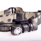 ZEBRALIGHT ゼブラライト H32w CR123 Headlamp Neutral White 【Cree XM-L2 Neutral White (Nominal CCT 4400K) 昼白色LED 搭載 / 明るさMAX:446ルーメン】