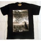 バットマン ダークナイト ライジング メンズTシャツ(取り寄せオーダー)