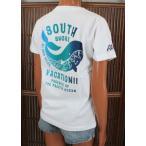 レディース 半袖 Tシャツ ハワイアン アロハメイド (レディース/ホワイト1) ハワイアン雑貨 フララニ サーフブランド 雑貨 メール便対応可 202MA2ST064