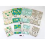 ハワイアン雑貨 ハワイ 雑貨 マリン柄 ロクタ紙 カードセット(Sサイズ 8枚入り)  ハワイ 土産 お土産 おみやげ