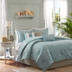 マディソンパーク Madison Park ベッド ベッドリネン bed linen ベッドカバー 掛け布団 7点セット 西海岸 - クイーンサイズ