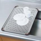 ナスラック キッチンパーツ 水切りプレート(ミドルシンク・シングルシンク専用) エンボス柄 MW-33V