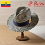 帽子/パナマハット/Pasha(パシャ)/PLAYA(プラーヤ)エクアドル製中折れハット/メンズ・レディース