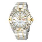 (正規逆輸入品)(海外セイコー)SEIKO 腕時計 SNZB24J1(SNZB24JC) SEIKO5 セイコー5 メンズ(ステンレスバンド 自動巻き アナログ表示)(メール便不可)