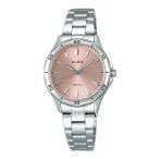 (国内正規品)(セイコー) 腕時計 SEIKO AQQK408 (アルバ)ALBA レディース ステンレスバンド クオーツ アナログ(メール便不可)