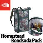 ザノースフェイス クーラーバッグ Homestead Roadsoda Pack NM71704(YP) ヨセミテソフ(ラッピング不可)(メール便不可)