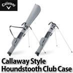 キャロウェイ クラブケース Callaway Style Houndstooth Club Case 5916407 【メール便不可】【ラッピング不可】