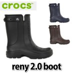 クロックス レインブーツ 16010 reny 2.0 boot [長靴]【レディース】【メール便不可】