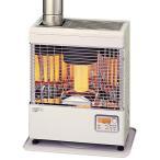 サンポット 石油暖房機 カベック 煙突コンパクト KSH-483KL N(ホワイト) 【メール便不可】【ラッピング不可】