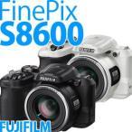 【送料無料】フジフィルム デジカメ FinePix S8600 [カラー選択式] 【メール便不可】
