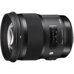 シグマ 50mm F1.4 DG HSM キヤノン用 Artライン 標準単焦点レンズ(メール便不可)