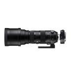シグマ 150-600mm F5-6.3 DG OS HSM (S) テレコンバーターキット キヤノン用(メール便不可)